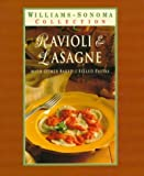 img - for Ravioli & Lasagna: With Other Baked & Filled Pastas (Williams-Sonoma Pasta Collection) book / textbook / text book