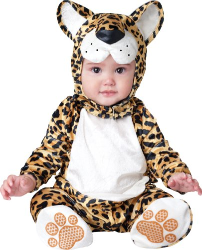 InCharacter Costumes Baby's Leapin' Leopard Costume