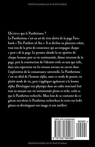 Le Pantherisme: Chroniques d'un art de vivre: Volume 1 (La comédie sociale)