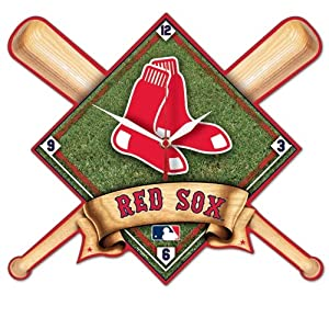 Boston Red Sox High Definition Wall Clock by WinCraft