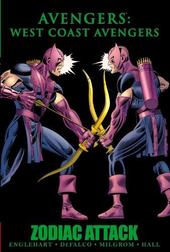 Avengers West Coast Zodiac Attack Prem HC (West Coast Avengers)