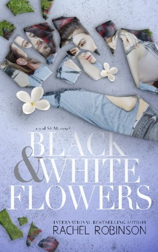 Black and White Flowers: Volume 1