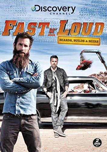 Fast N Loud: Beards, Builds & Beers [DVD]