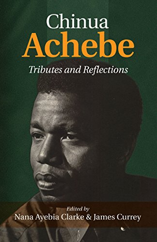 achebes biography Novelist chinua achebe was regarded as one of the foremost voices in african literature he was born albert chinualumogu achebe in nigeria on november 16, 1930.