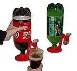Easi Fizz Saver Refrigerator 2-Liter Soft Drink Dispenser -one piece