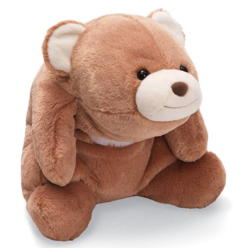 "Gund Snuffles 13.5"" Plush - X-Large, Tan front-841353"