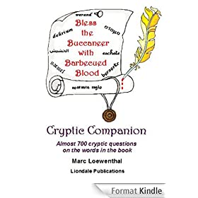 Bless the Buccaneer with Barbecued Blood - Cryptic Companion