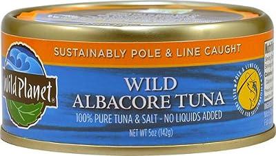 Wild Planet Wild Albacore Tuna -- 5 oz