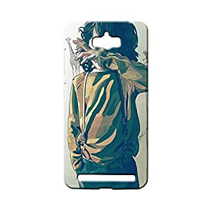 G-STAR Designer 3D Printed Back case cover for Asus Zenfone Max - G0424