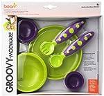 Boon Groovy Interlocking Plate and Bo...