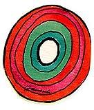 Janosch Holzbuchstabe O farblich sortiert