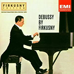Firkusny Plays Debussy