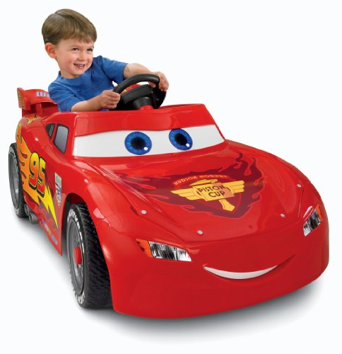 Power Wheels de Disney / Pixar Cars 2 Rayo McQueen