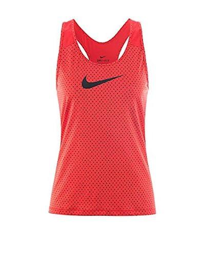 Nike Camiseta Manga Corta W Np Cl Miniswarm