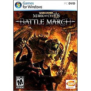 Chaos warhammer mark battle full march game of download