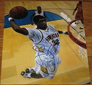 Signed O.J. Mayo Photograph - 8x10 Dallas Mavericks Usc Coa A - Autographed College... by Sports Memorabilia