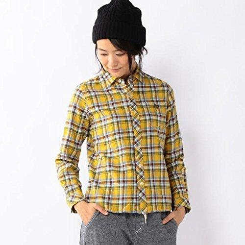 Amazon.co.jp: コーエン(レディース)(coen) ネルチェックレギュラーシャツ: 服&ファッション小物