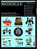 Monocle Magazine (Issue 09, Volume 01, December 2007/January 2008)