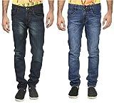 Trendy Trotters Cotton Non Stretchable Denim Jeans
