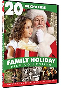 Family Holiday Gift Set - 20 Movie Collection by Mill Creek Entertainment