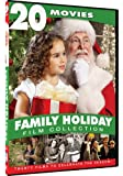Family Holiday Gift Set - 20 Movie Collection: A Christmas Memory - Silent Night - The Angel of Pennsylvania Avenue - Scrooge - Miracle on 34th Street - Santa Claus Conquers the Martians + more!