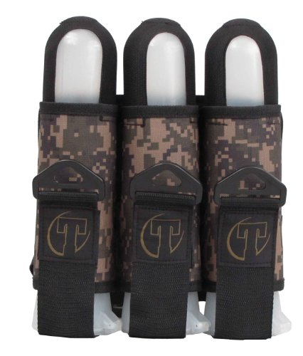 Tippmann Sport Series 3-Pod Harness, Camouflage (Camo Paintball Pod Harness compare prices)
