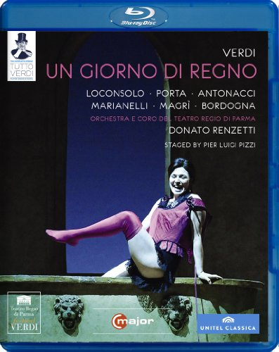 Buy Verdi: Un giorno di regno [Blu-ray From amazon