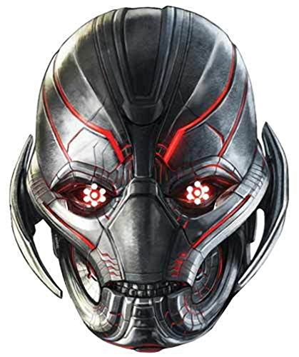 Official Marvel Avengers - Age of Ultron - Ultron - Card Face Mask