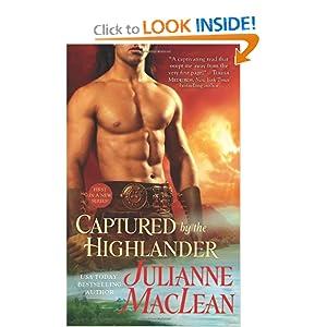Captured by the Highlander - Julianne MacLean