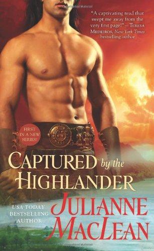 Image of Captured by the Highlander (The Highlander Series)