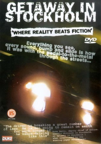 Getaway in Stockholm - 'where Reality Beats Fiction' [DVD]