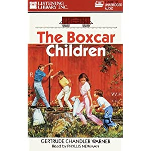 The Boxcar Children (Boxcar Children Mysteries) Gertrude Chandler Warner and Phyllis Newman