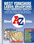 West Yorkshire Street Atlas: Leeds, B...