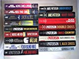 img - for James Patterson's Alex Cross Series 17 Book Set (Kiss the Girls/along Came a Spider / Jack and Jill /Cat and Mouse /Pop Goes the Weasel /Roses Are Red /Violets Are Blue /Four Blind Mice/big Bad Wolf /London Bridges/mary, Mary /Cross/double Cross ...) (Alex Cross) book / textbook / text book