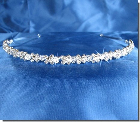 Bridal Wedding Tiara Crown 43865