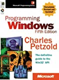 Programming Microsoft Windows (0072850582) by Petzold, Charles