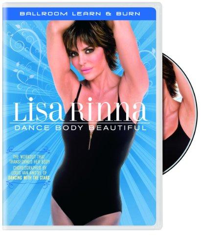 Lisa Rinna: Dance Body Beautiful - Ballroom Learn & Burn