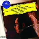 Schubert: Symphonies Nos.3 & 8