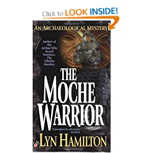 The Moche Warrior by Lyn Hamilton  Goodreads