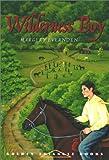 Wilderness Boy (Pitt Golden Triangle Books)
