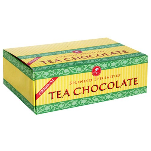 Buy Splendid Specialties. Original Tea Chocolate, Assorted Tea Chocolate Disks, 12-Count Box (Splendid Specialties, Health & Personal Care, Products, Food & Snacks, Snacks Cookies & Candy, Candy)