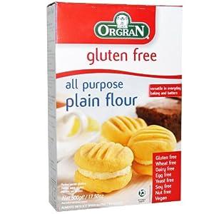 Amazon.com : Orgran All Purpose Plain Flour Gluten Free