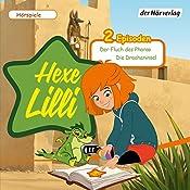 Der Fluch des Pharao / Die Dracheninsel (Hexe Lilli) | Eva Wehrum, Julia Rakotoniaina-Waldner