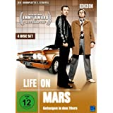 "Life on Mars - Gefangen in den 70ern - Season 1 (4 Disc Set)von ""John Simm"""