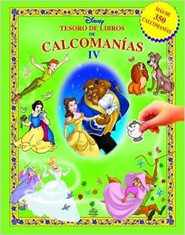Tesoro de libros de calcomanias, Volume 4: Disney Sticker Book
