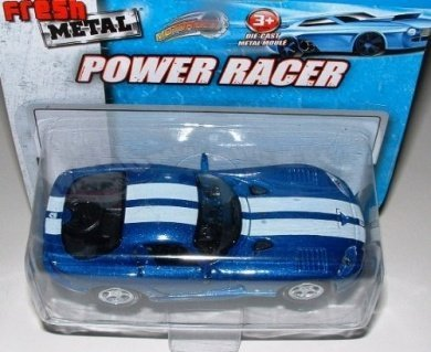 Maisto Diecast Fresh Metal Power Racer Dodge Viper GTS - 1