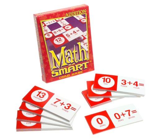 Math Smart: Addition - 1