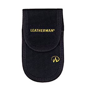 Leatherman 930711 Nylon Sheath with Belt Loop, Black