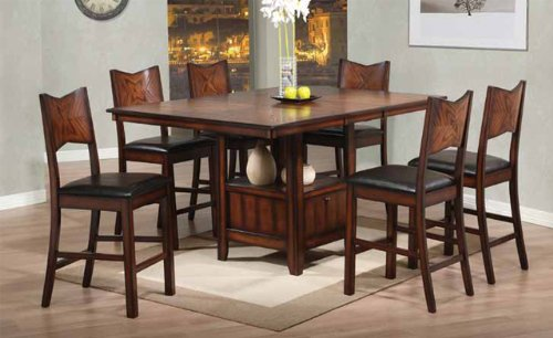 Rustic Oak Dining Table And 6 Chairs 6 Pub Chairs in Rustic Oak