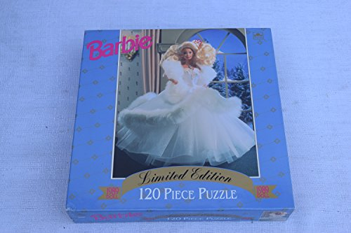 Barbie Limited Edition 1989 120 Piece Puzzle